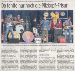 Tageblatt 12.07.11